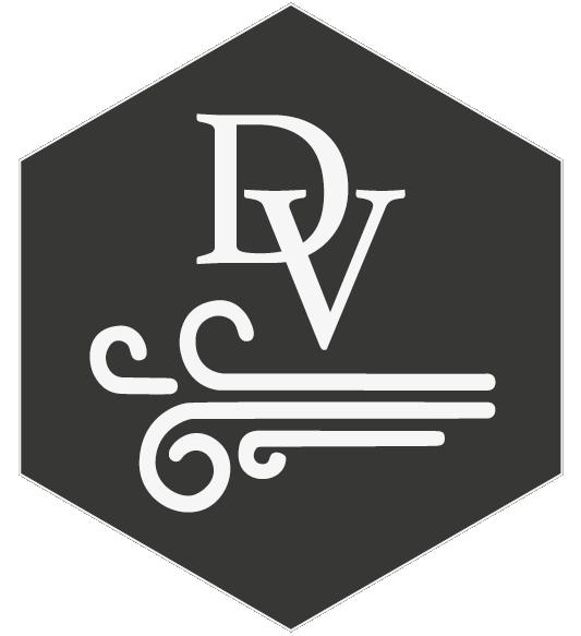 Due Venti logo-seal